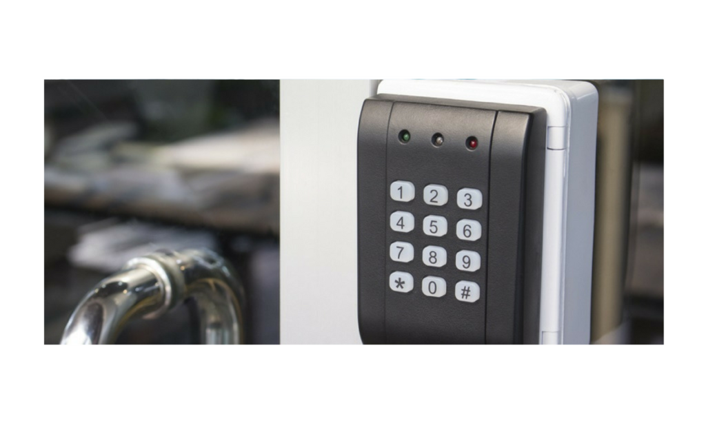 Access Control Services | Commercial Security Services | Lenz Security | Colchester, Essex