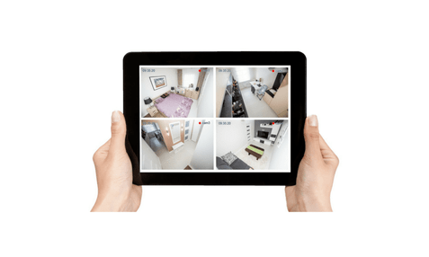 Peace of mind with a remote access CCTV system from Lenz Security
