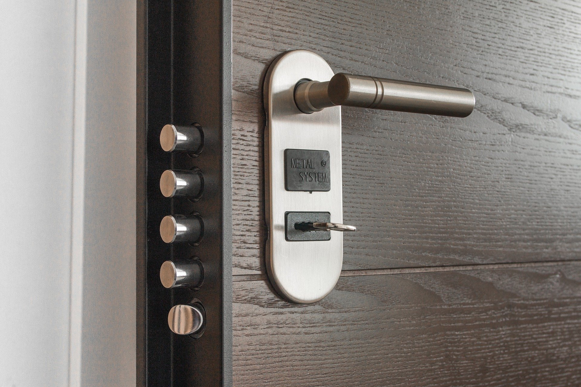 Commercial Security | Heavy Duty Door Lock | Lenz Security
