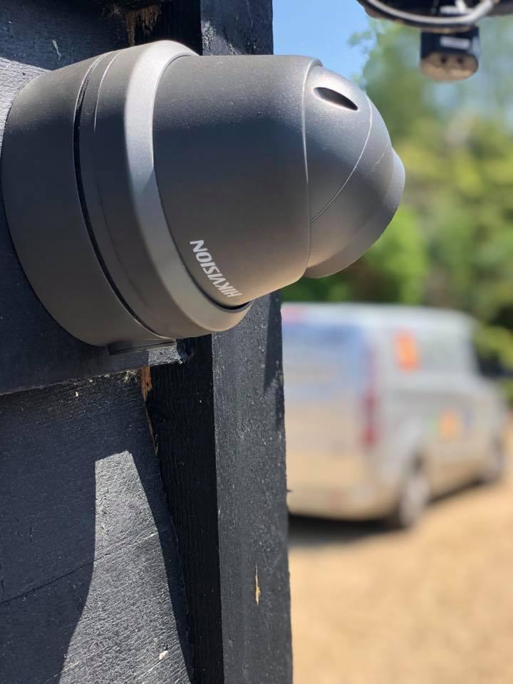 Professional HikVision CCTV Installer | CCTV Colchester | Lenz Security