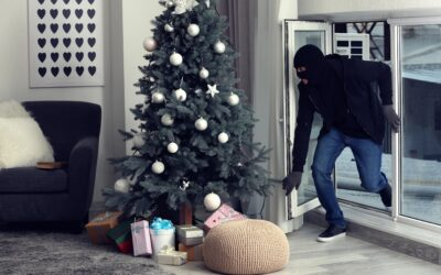 Protect your home and valuables this Christmas
