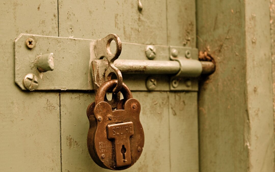 Protect your garage and outbuildings during lockdown